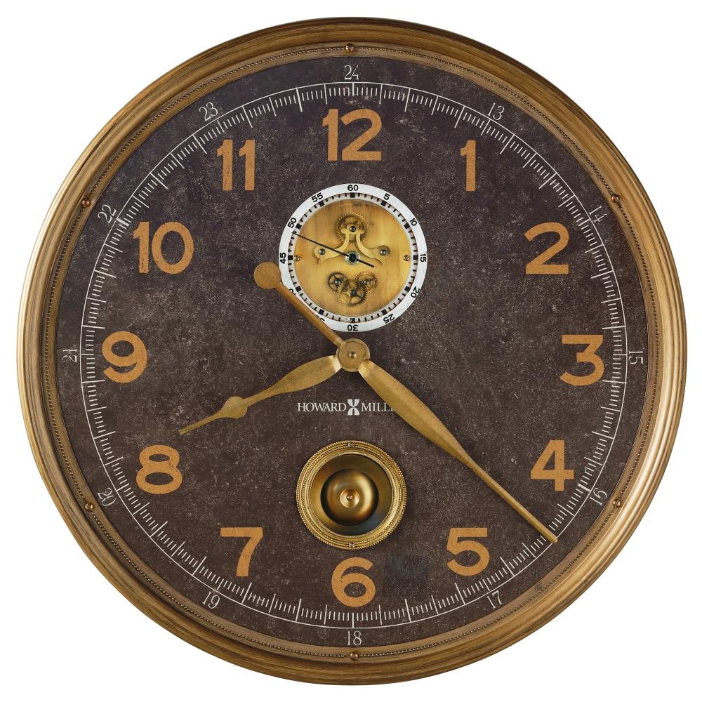 Image for Howard Miller Saunders Oversized Wall Clock 625732 from Howard Miller Official Website