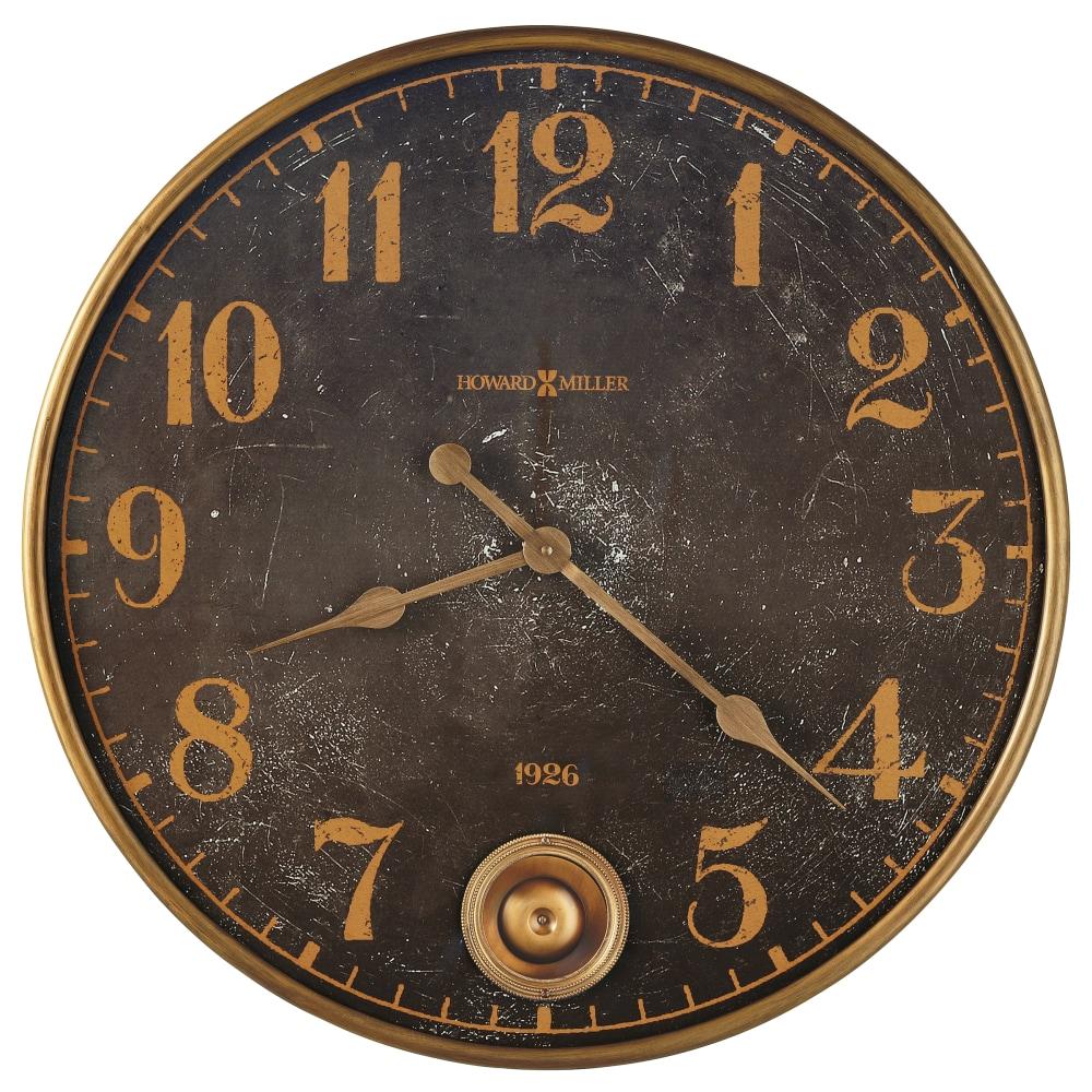 Image for Howard Miller Union Depot Oversized Wall Clock 625733 from Howard Miller Official Website