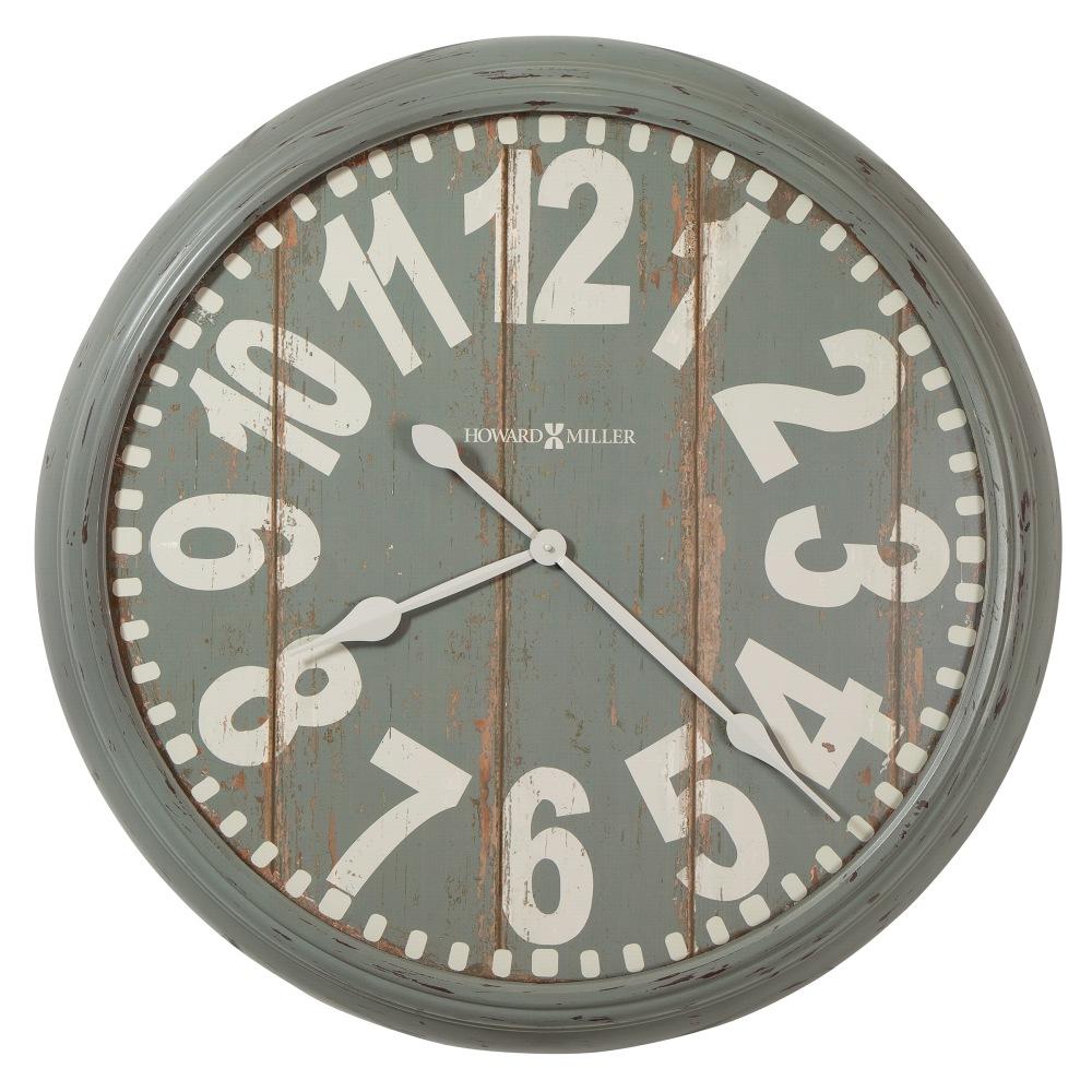 Image for Howard Miller Quade Oversized Wall Clock 625738 from Howard Miller Official Website