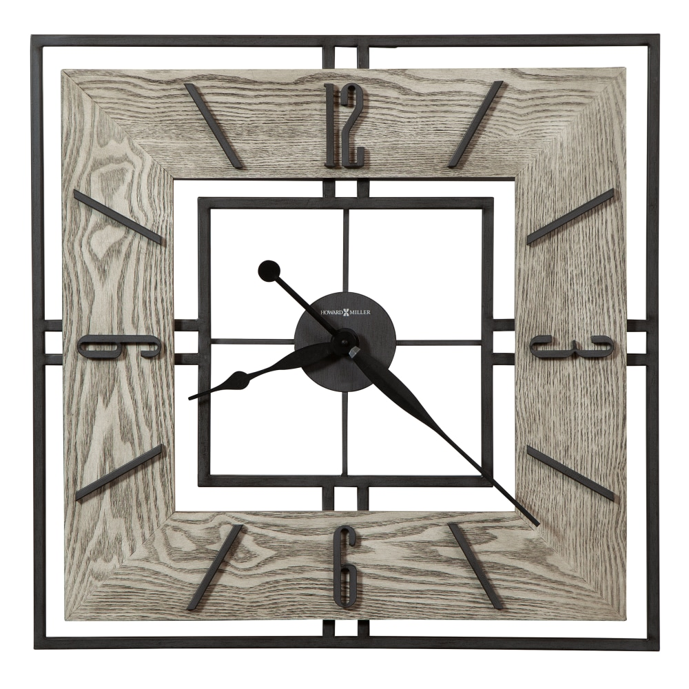 Image for Howard Miller Westover Oversized Wall Clock 625742 from Howard Miller Official Website