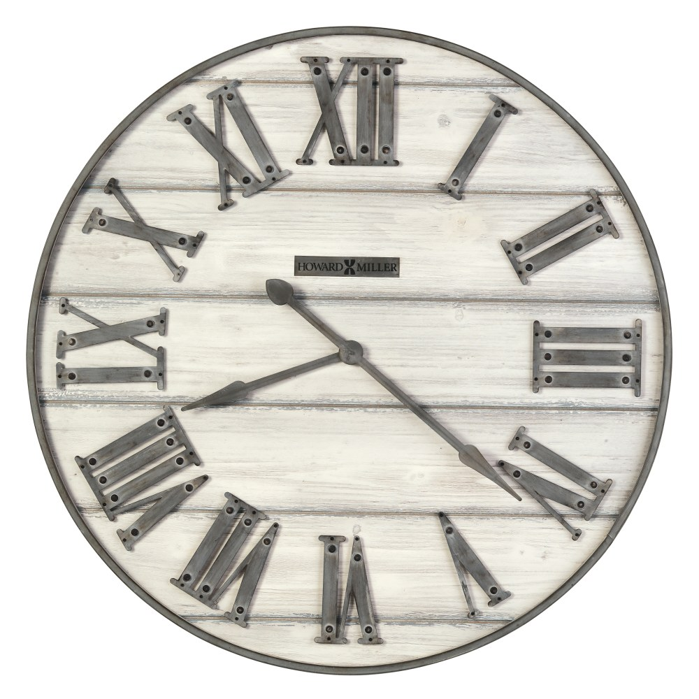Image for Howard Miller West Grove Oversized Wall Clock 625743 from Howard Miller Official Website