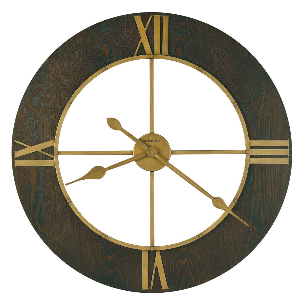 Image for Howard Miller Chasum Oversized Wall Clock 625747 from Howard Miller Official Website