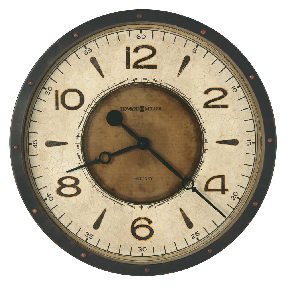 Image for Howard Miller Kayden Oversized Wall Clock 625748 from Howard Miller Official Website