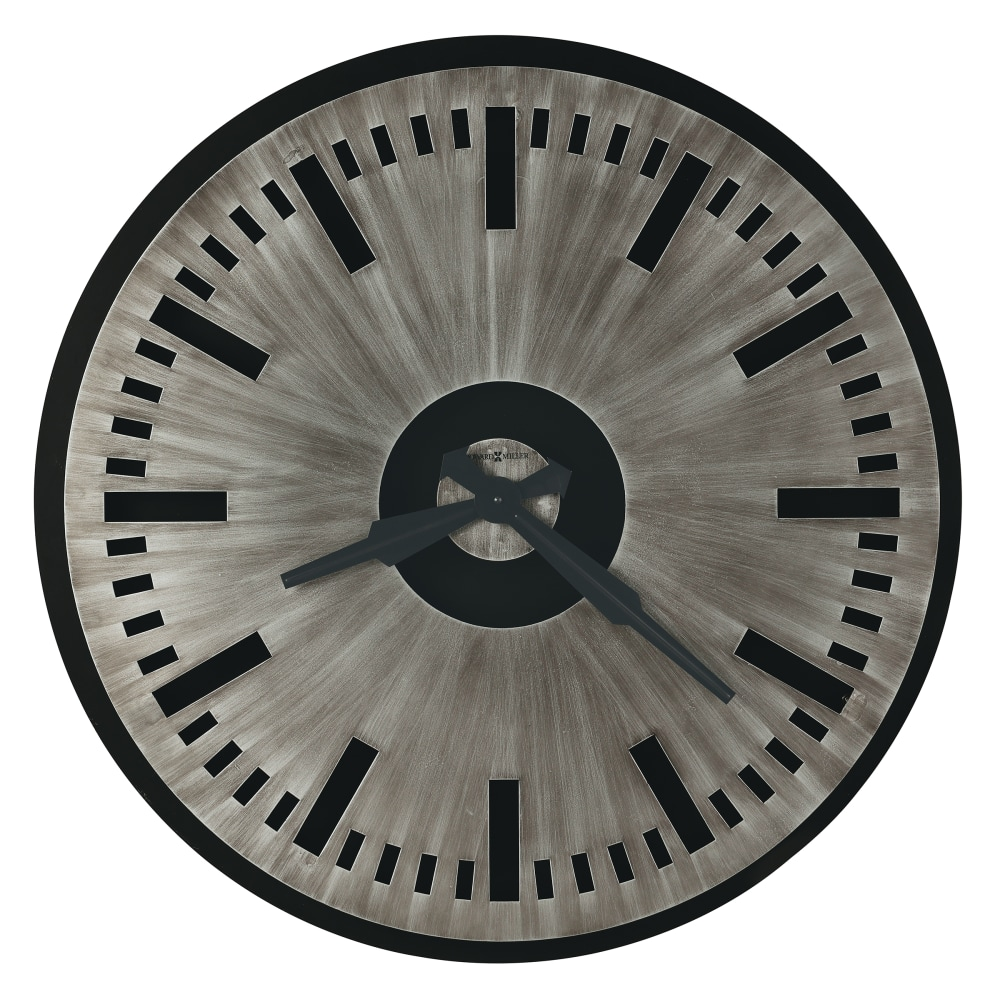 Image for Howard Miller Vincent Oversized Wall Clock 625749 from Howard Miller Official Website