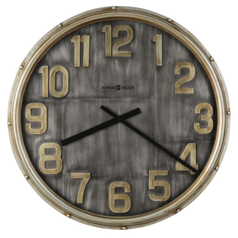 Image for Howard Miller Brender Oversized Wall Clock 625750 from Howard Miller Official Website