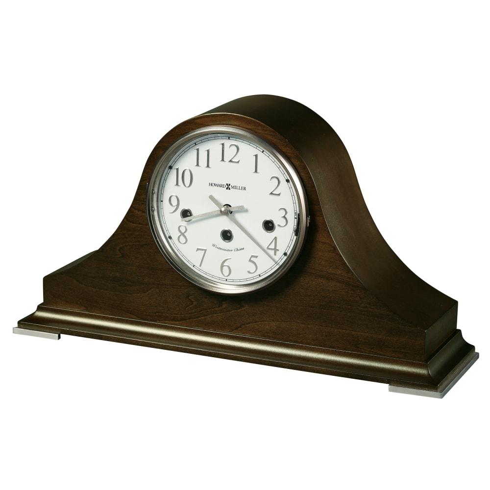 Image for Howard Miller Salem II Keywound Mantel Clock 630276 from Howard Miller Official Website
