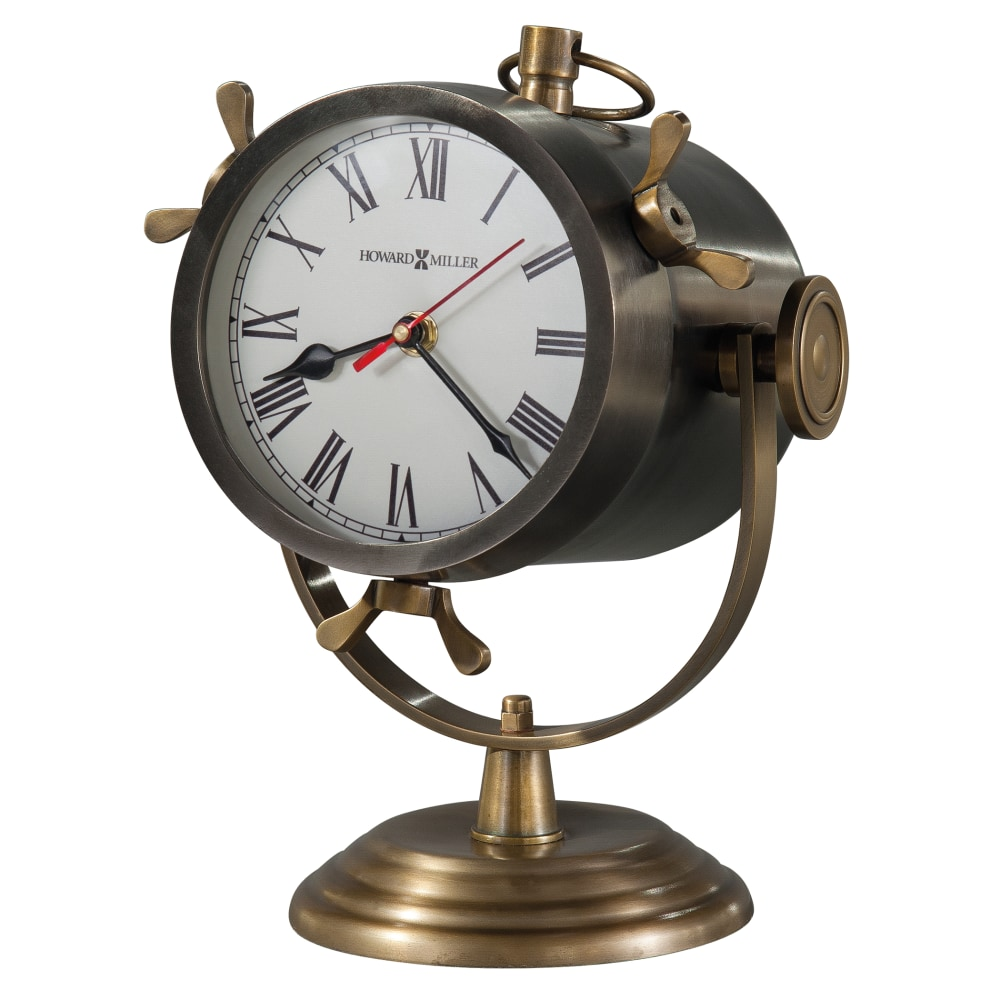 Image for Howard Miller Vernazza Accent Mantel Clock 635193 from Howard Miller Official Website