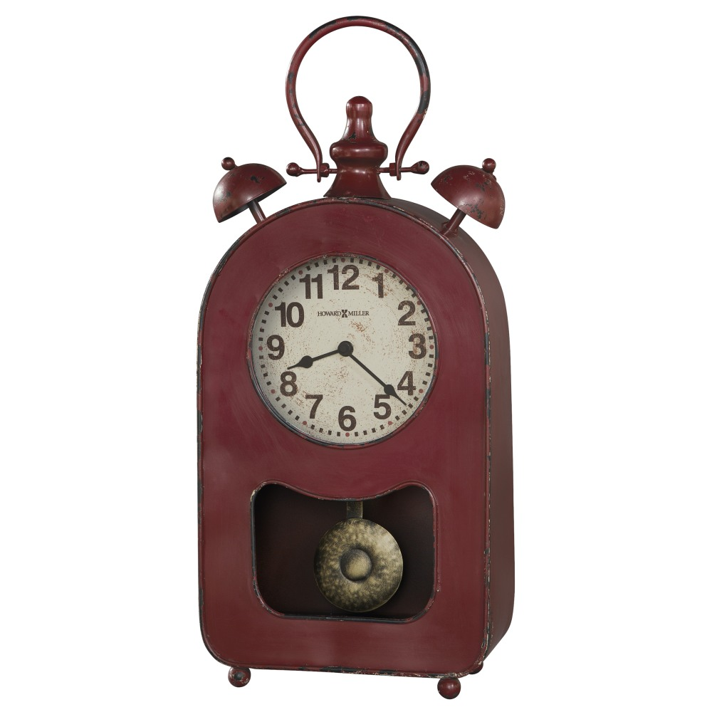 Image for Howard Miller Ruthie Mantel Accent Clock 635206 from Howard Miller Official Website