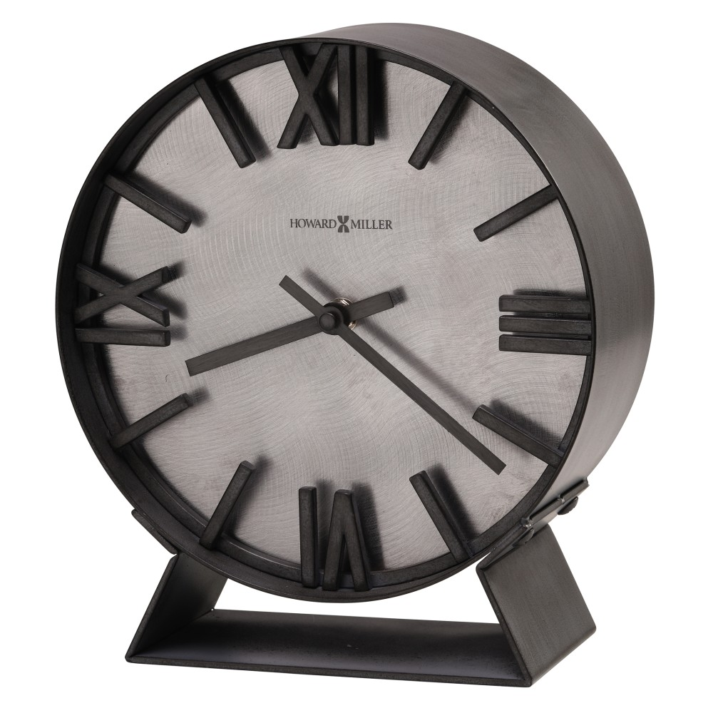 Image for Howard Miller Indigo Metal Mantel Clock 635209 from Howard Miller Official Website