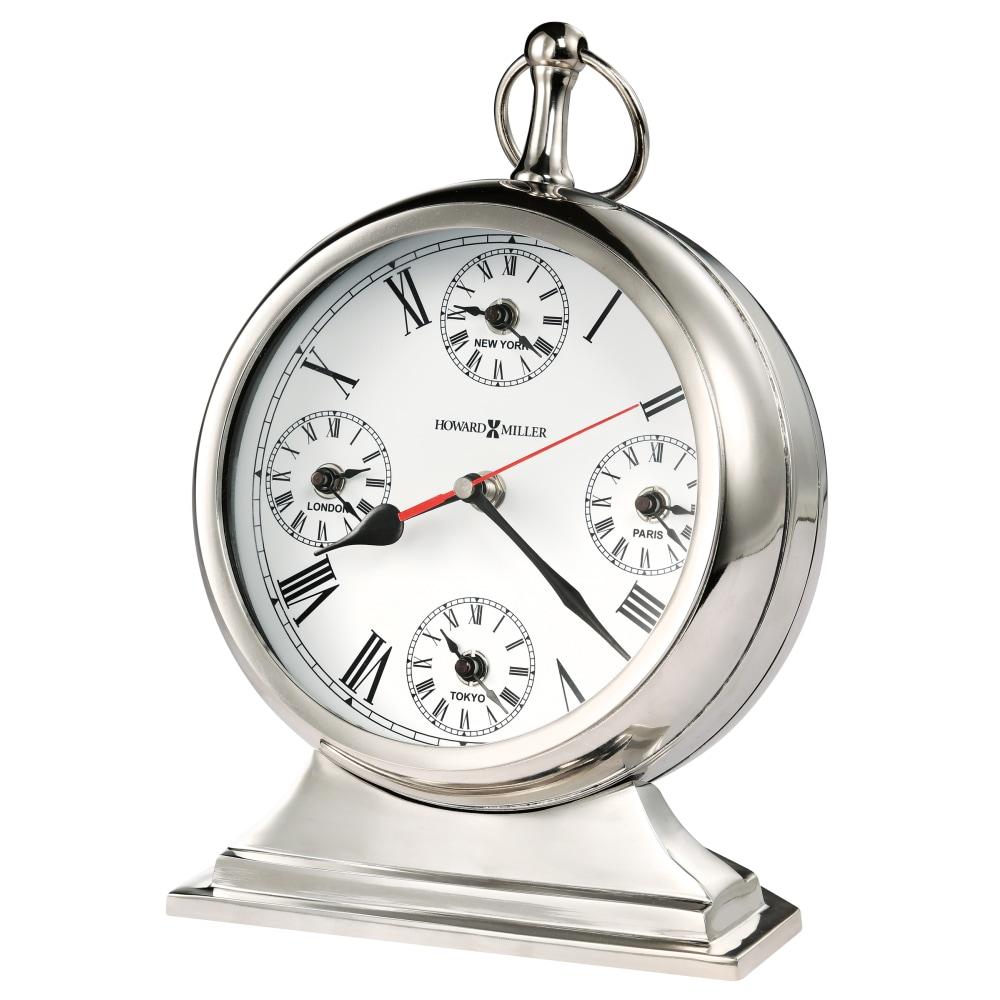 Image for Howard Miller Global Time Mantel Clock 635212 from Howard Miller Official Website