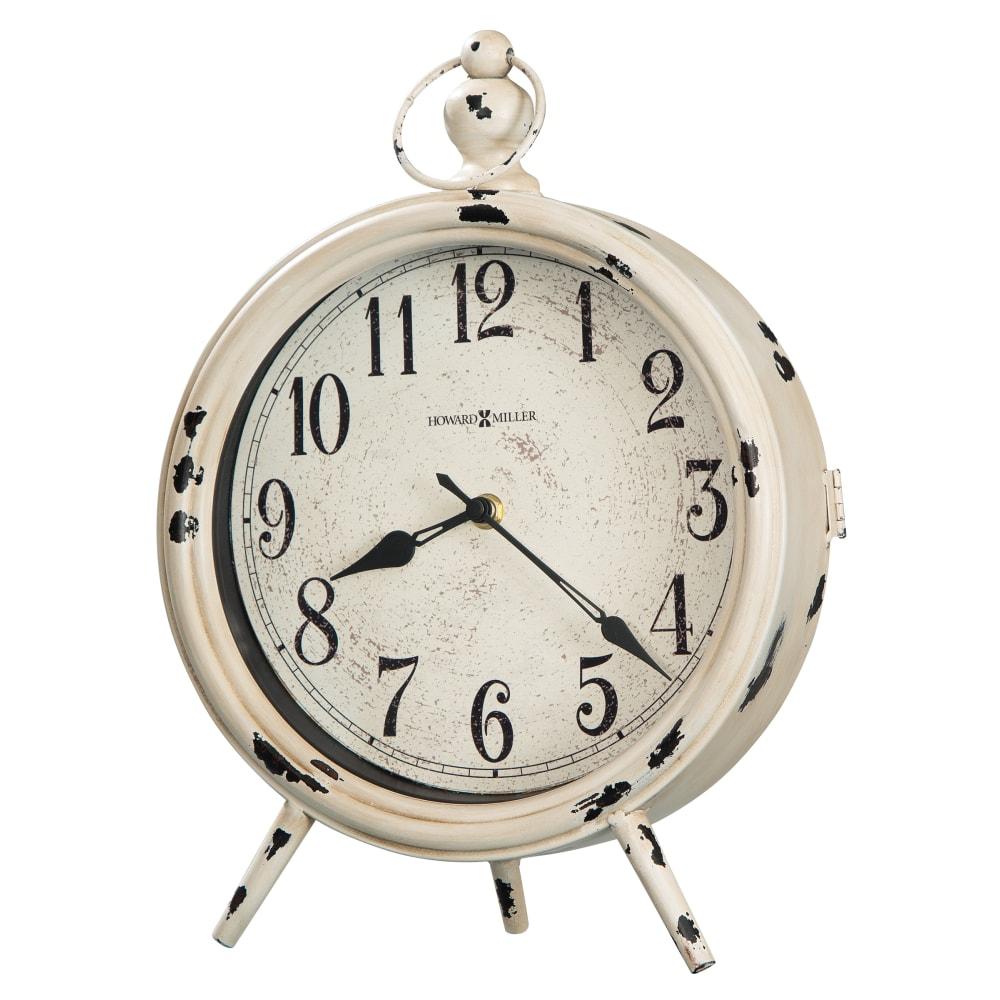Image for Howard Miller Saxony Mantel Clock 635214 from Howard Miller Official Website