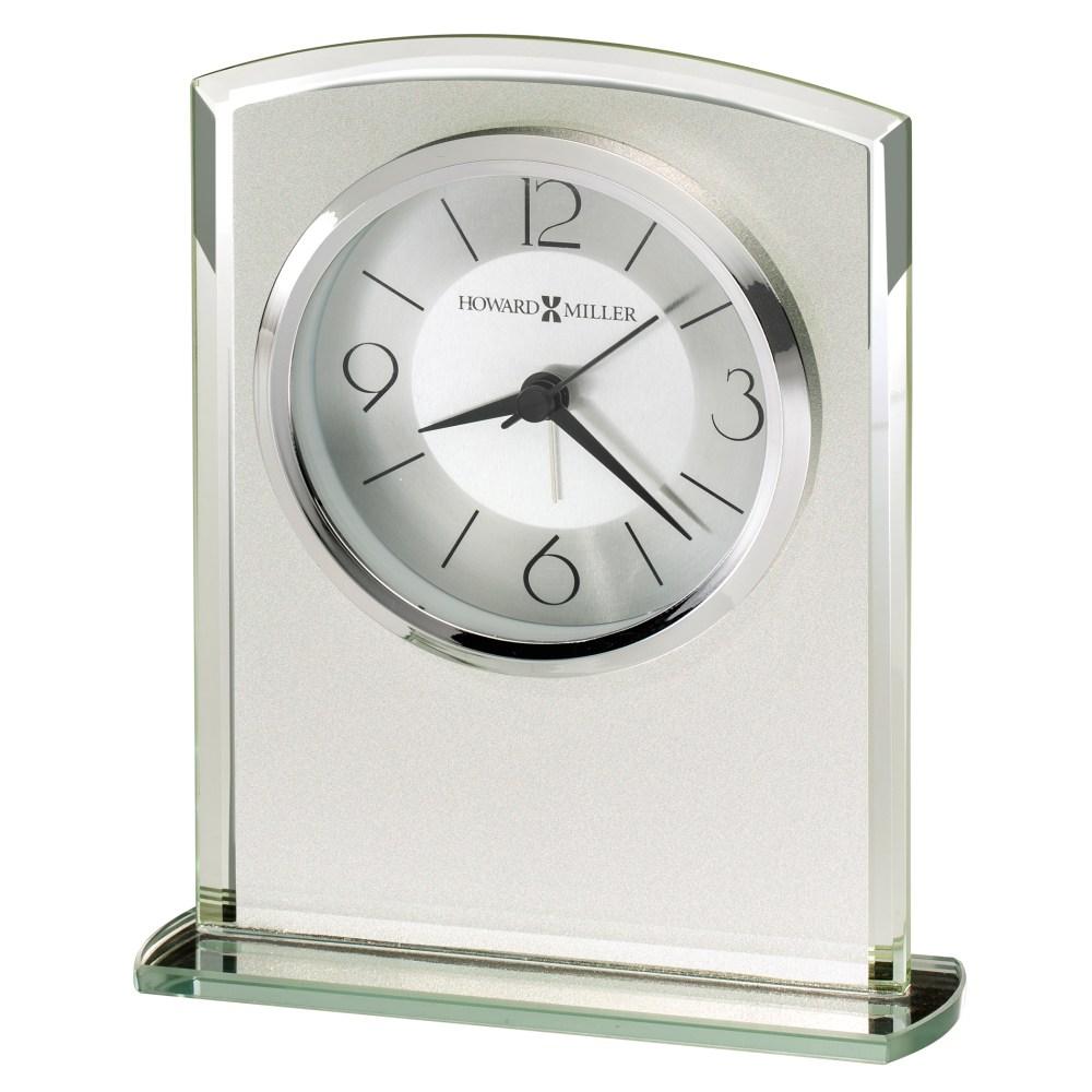 Image for Howard Miller Glamour Alarm & Table Clock 645771 from Howard Miller Official Website