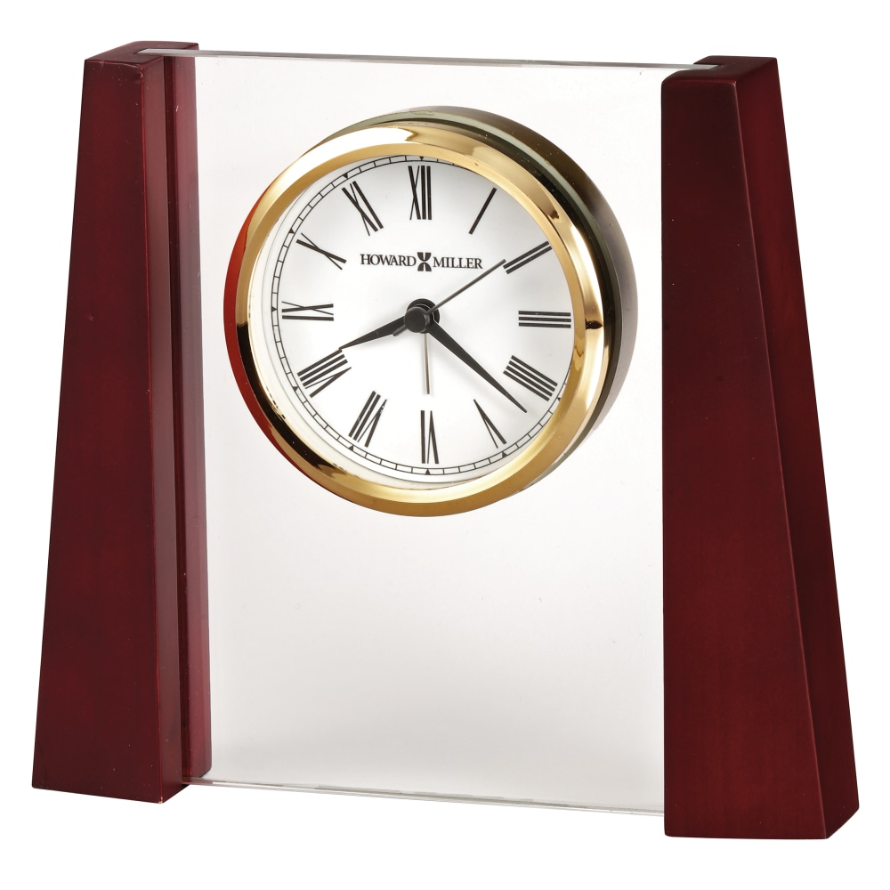 Image for Howard Miller Keating Alarm & Table Clock 645801 from Howard Miller Official Website