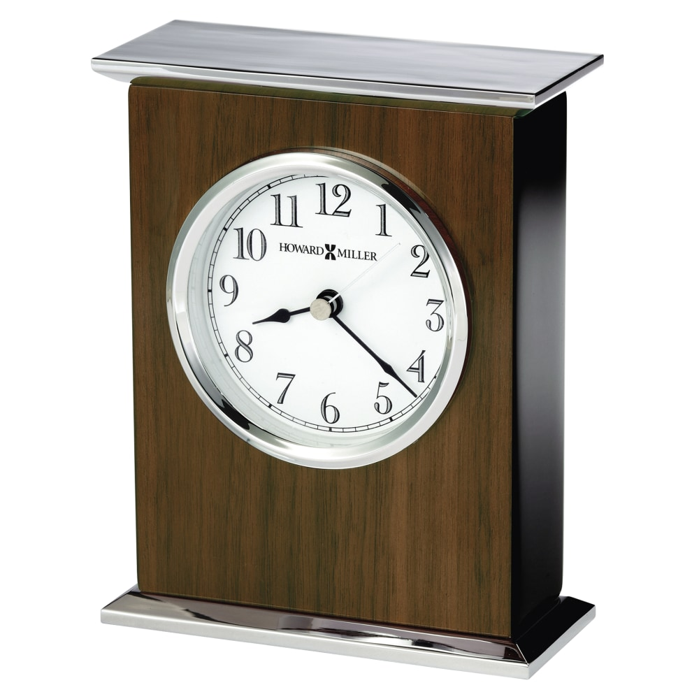Image for Howard Miller Verona Table Clock 645807 from Howard Miller Official Website