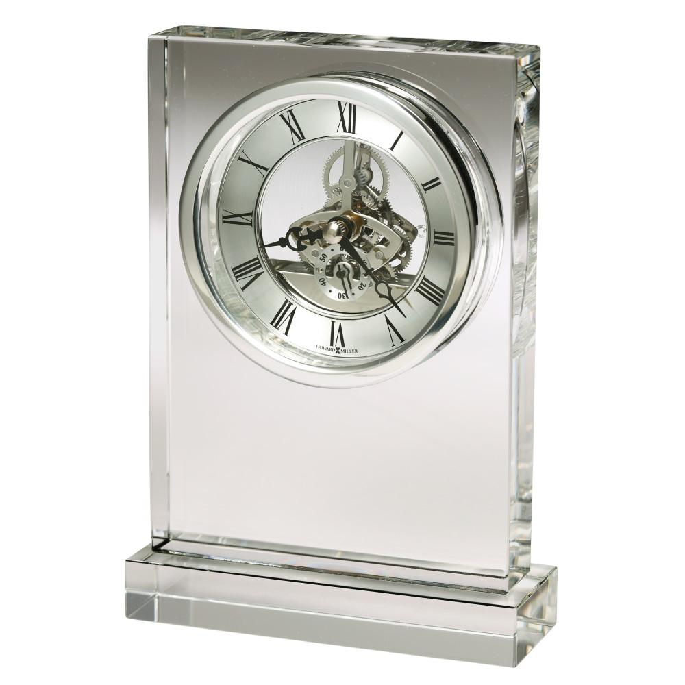 Image for Howard Miller Brighton Crystal Table Clock 645808 from Howard Miller Official Website