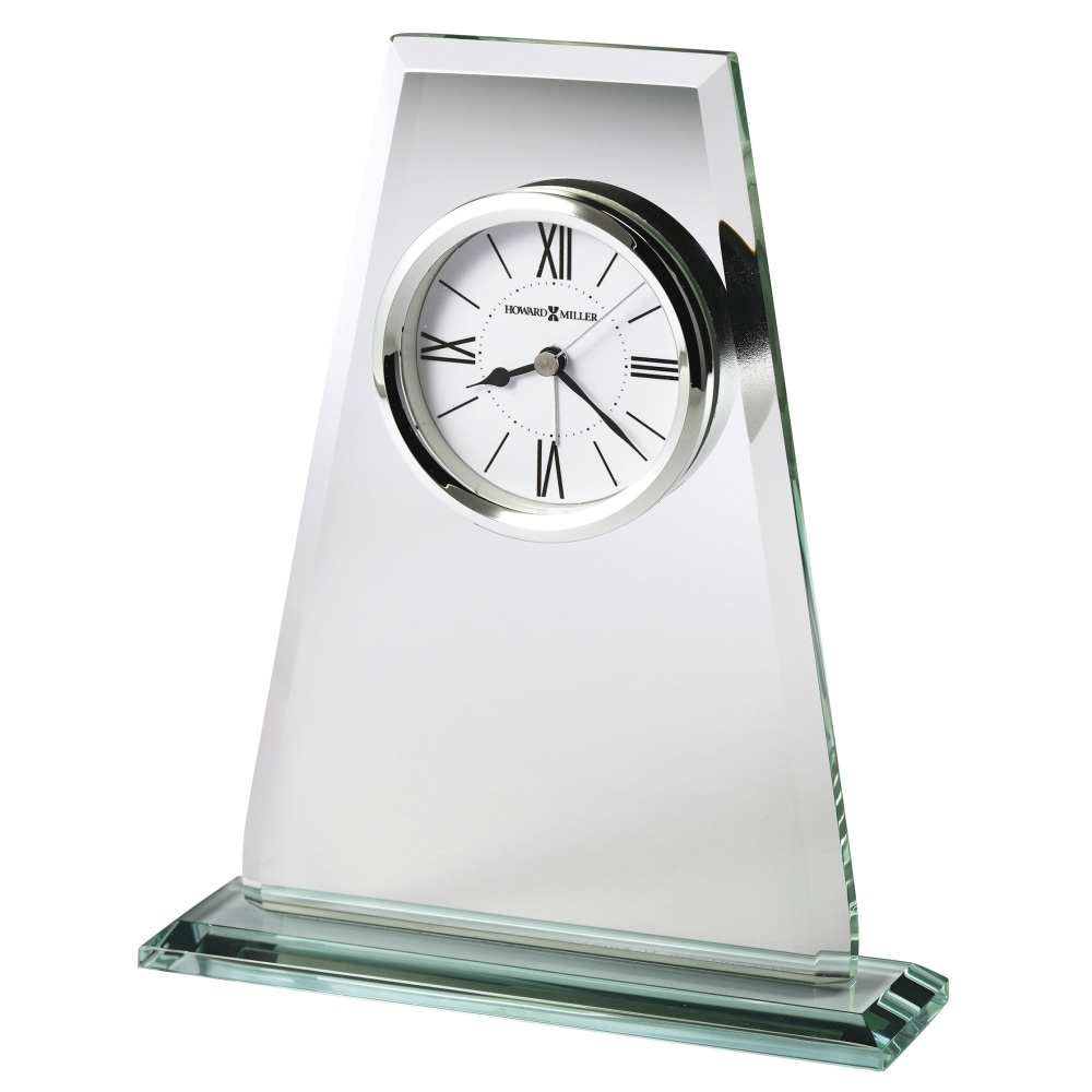 Image for Howard Miller Weston Crystal Table Clock 645809 from Howard Miller Official Website