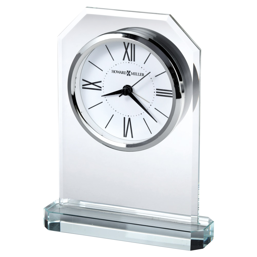 Image for Howard Miller Quincy Alarm Clock 645823 from Howard Miller Official Website