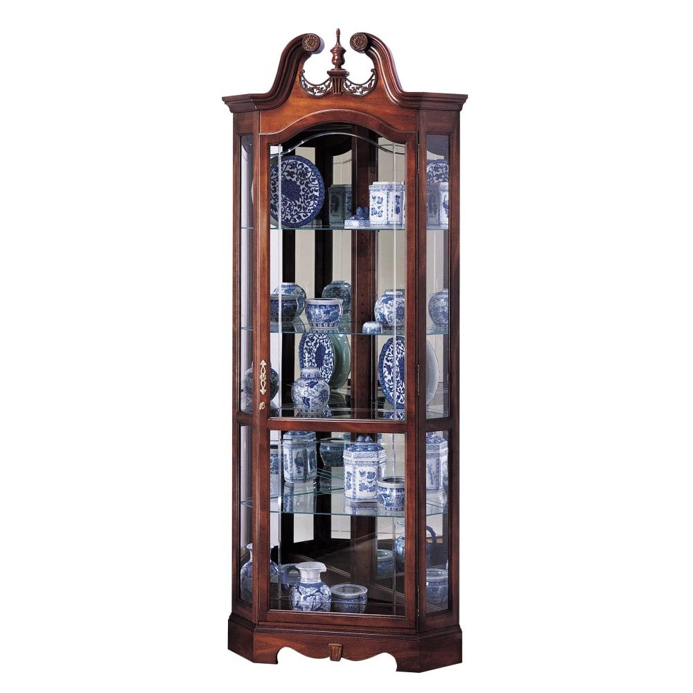 Image for Howard Miller Berkshire Curio Cabinet 680205 from Howard Miller Official Website