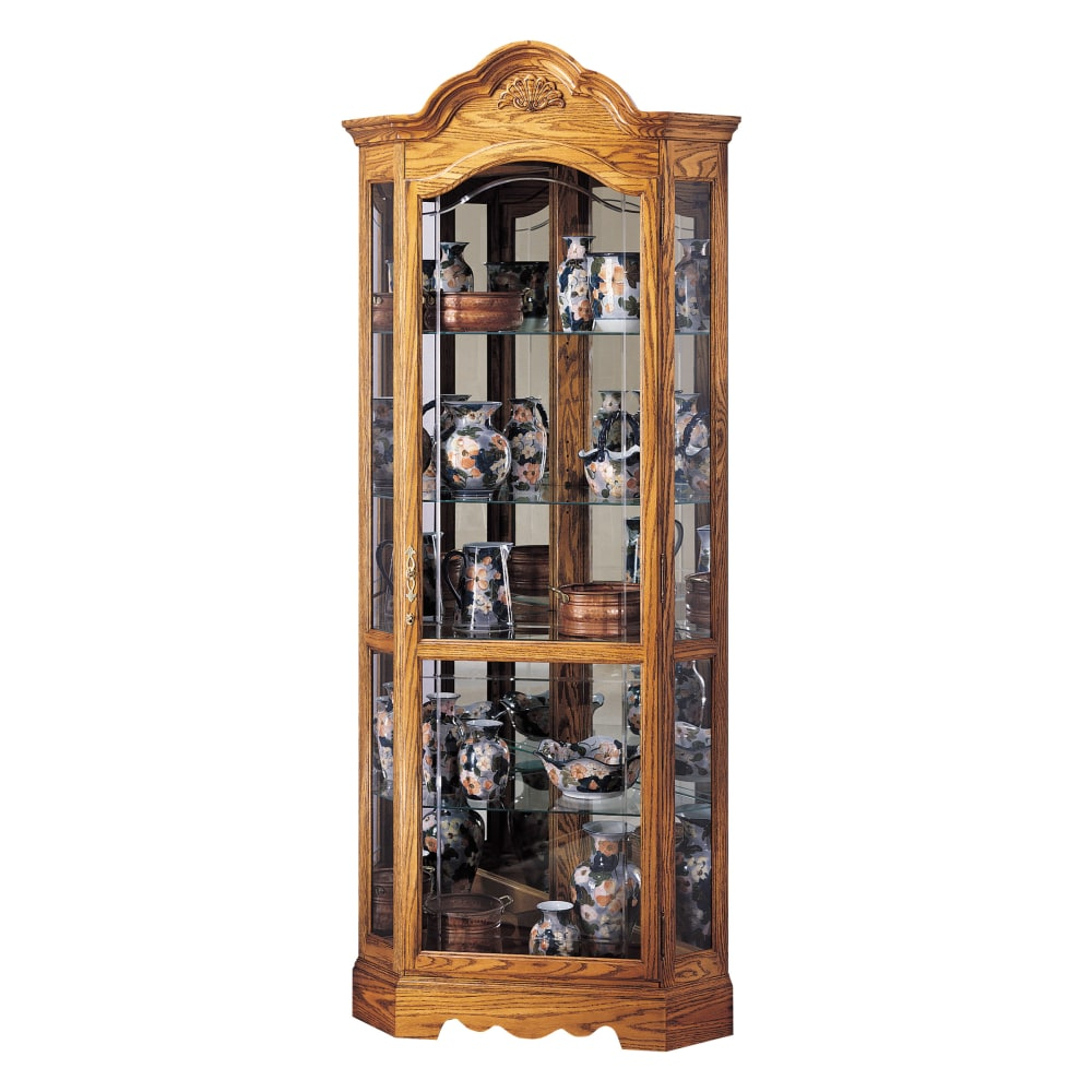 Image for Howard Miller Wilshire Curio Cabinet 680207 from Howard Miller Official Website