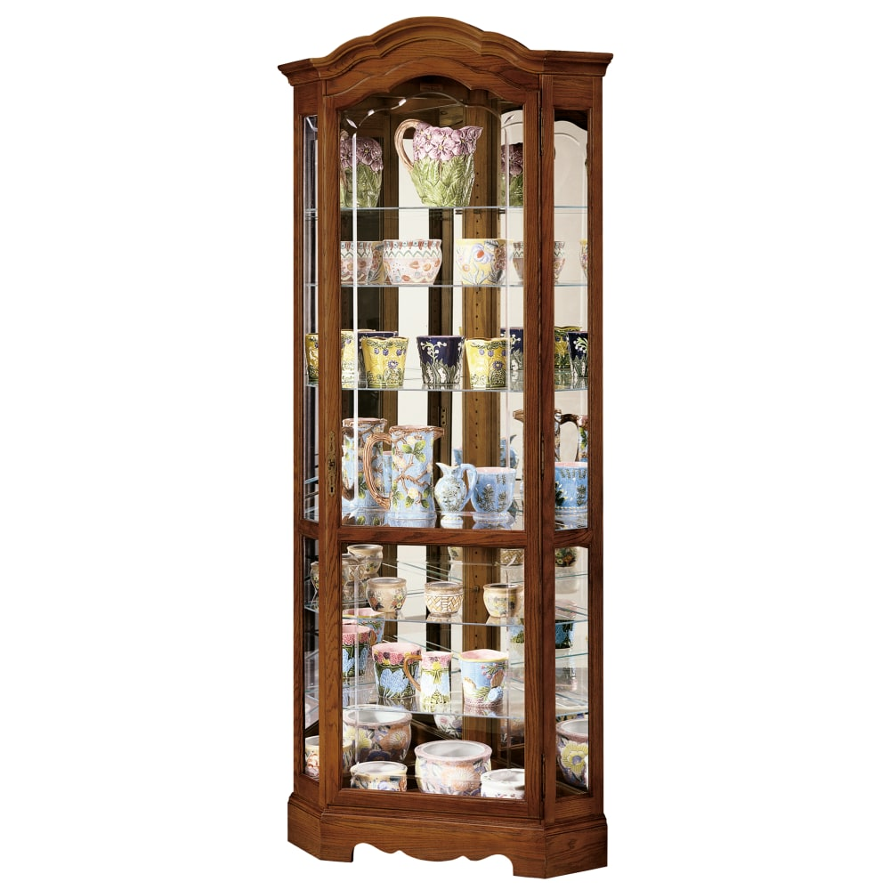 Image for Howard Miller Jamestown II Curio Cabinet 680250 from Howard Miller Official Website
