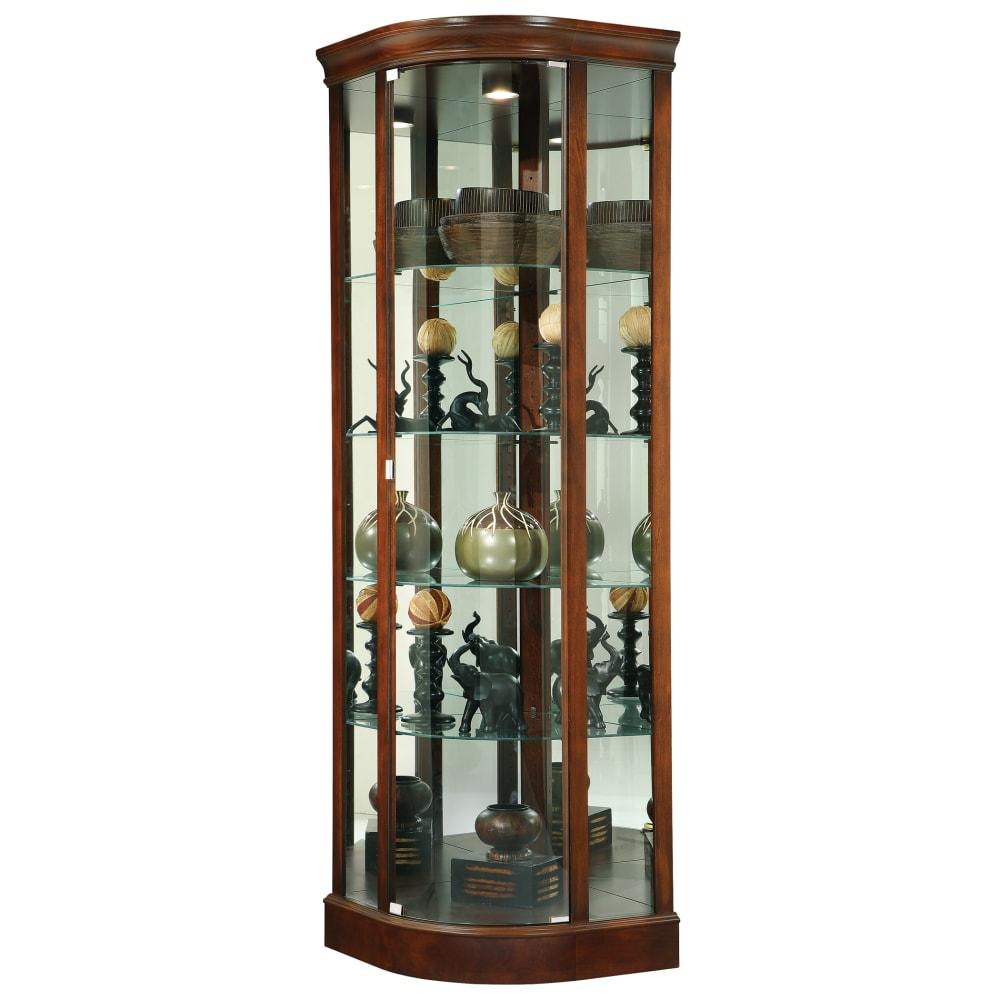 Image for Howard Miller Marlowe Curio Cabinet 680529 from Howard Miller Official Website