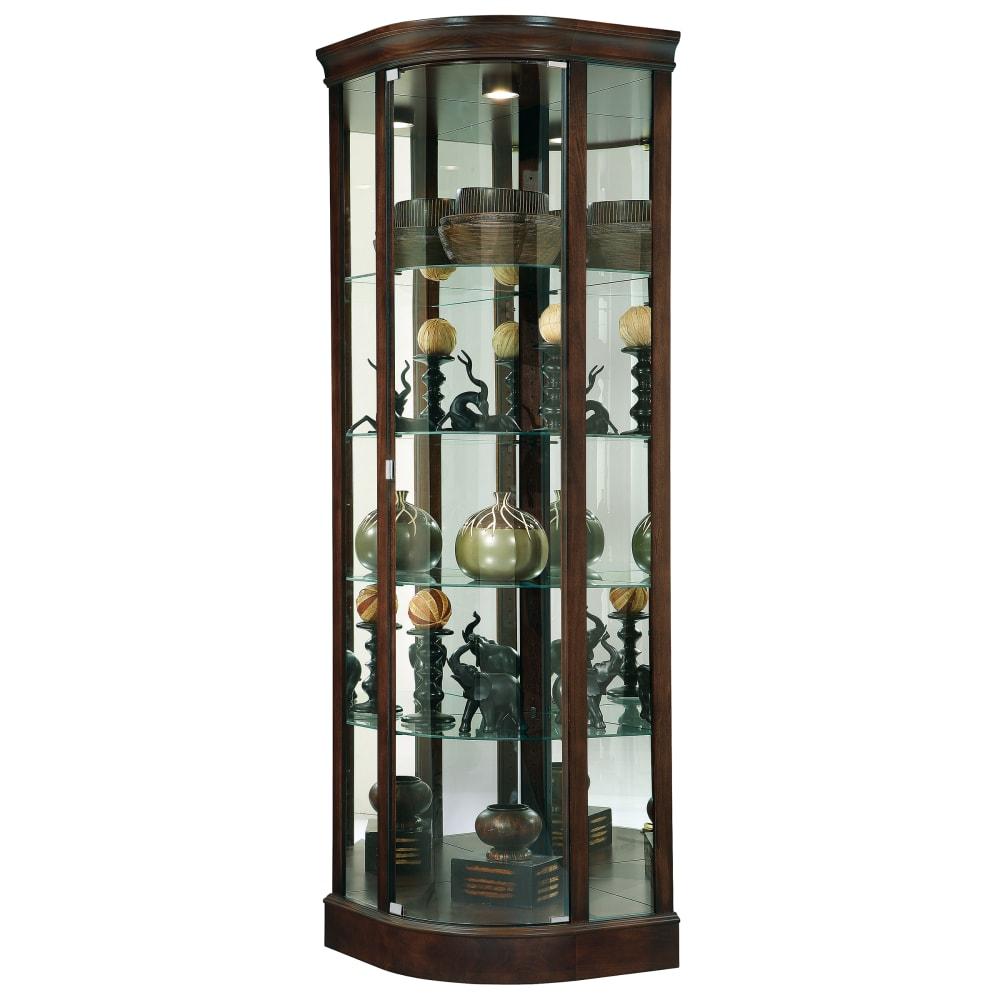 Image for Howard Miller Marlowe III Curio Cabinet 680664 from Howard Miller Official Website