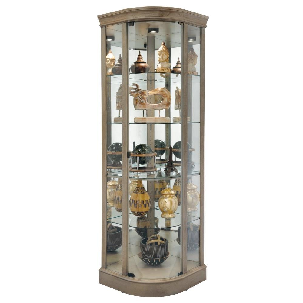 Image for Howard Miller Marlowe V Curio Cabinet 680666 from Howard Miller Official Website