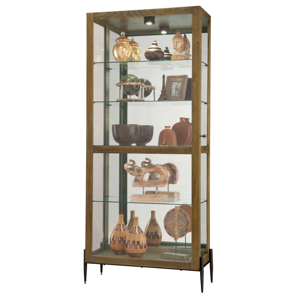 Image for Howard Miller Ansel Curio Cabinet 680690 from Howard Miller Official Website