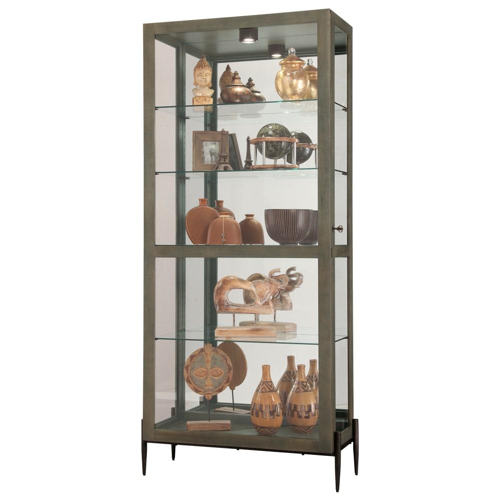 Image for Howard Miller Ansel II Curio Cabinet 680691 from Howard Miller Official Website
