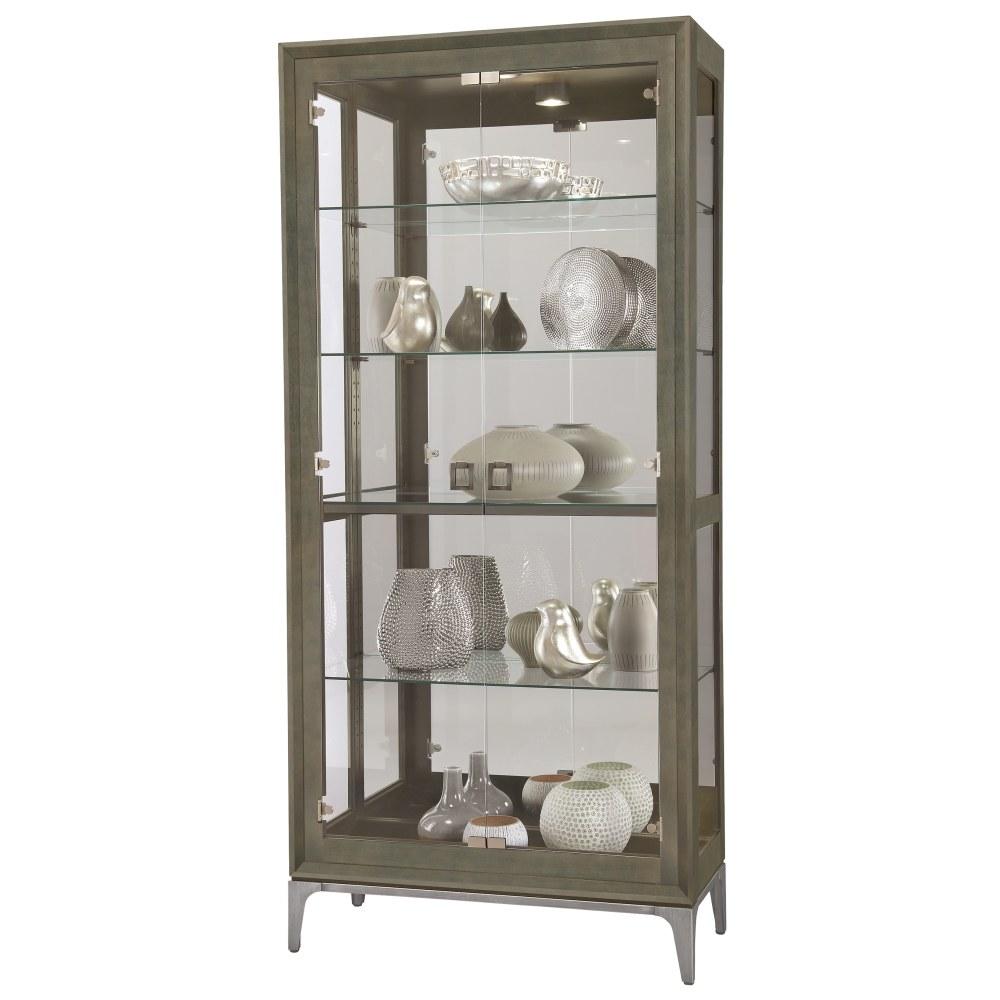 Image for Howard Miller Sheena III Curio Cabinet 680694 from Howard Miller Official Website