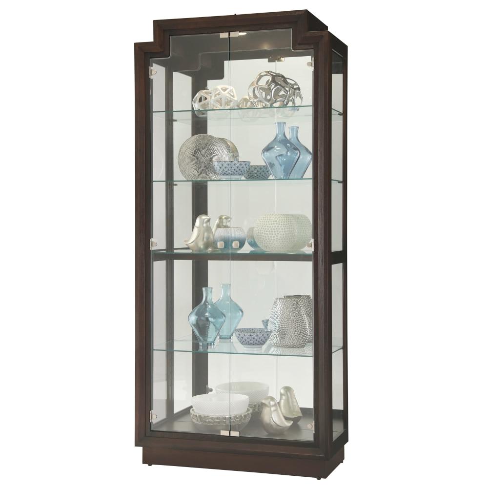 Image for Howard Miller Bexley Curio Cabinet 680710 from Howard Miller Official Website