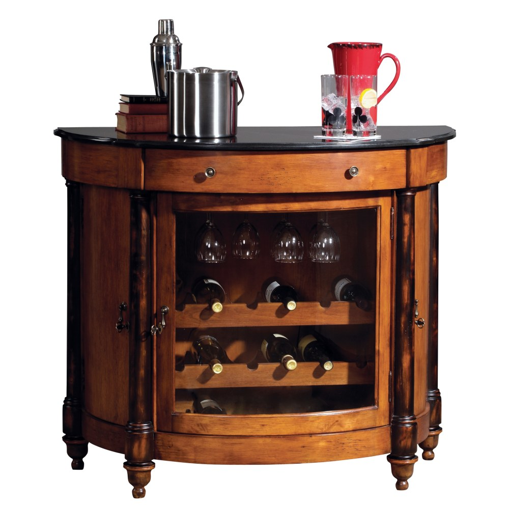 Image for 695-016 Merlot Valley Wine & Bar Console from Howard Miller Official Website