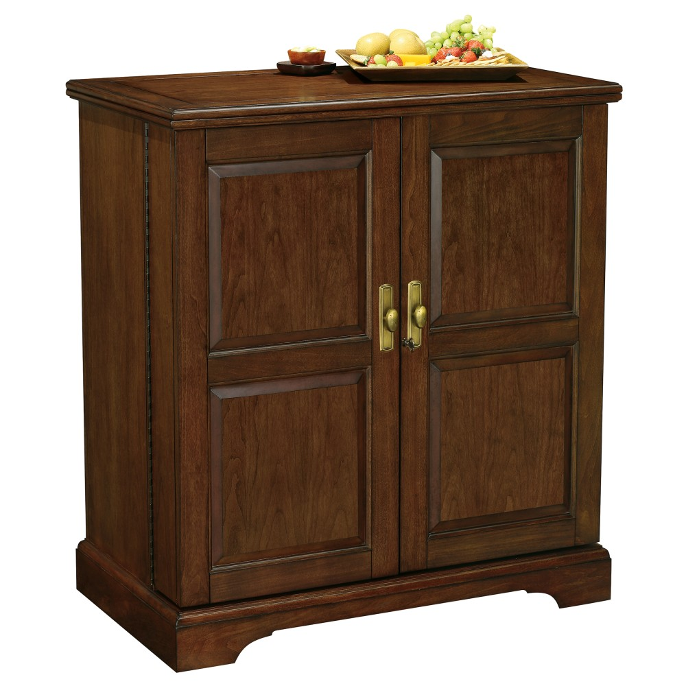 Image for 695-117 Lodi II Wine & Bar Console from Howard Miller Official Website
