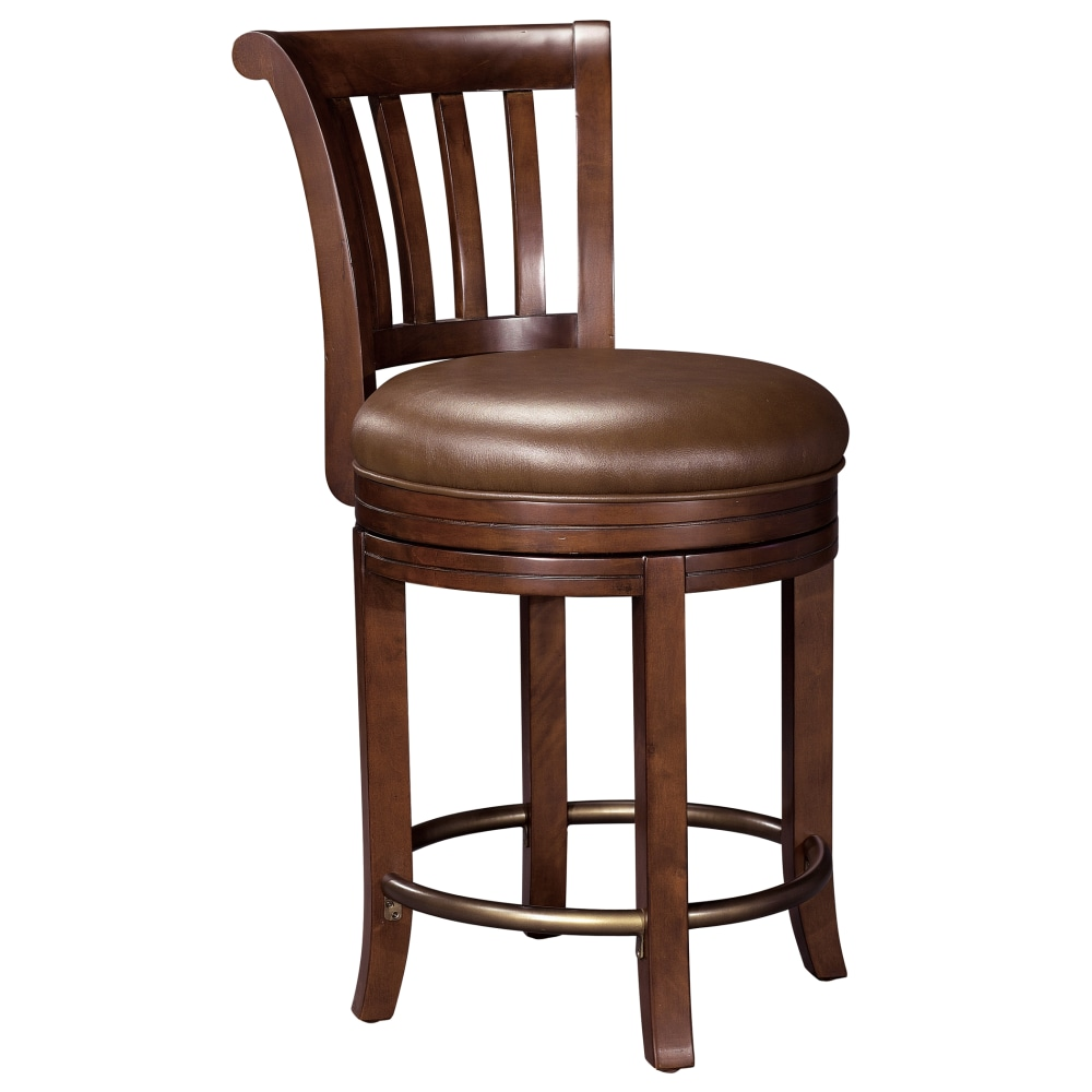 Image for 697-010 Ithaca Pub Stool from Howard Miller Official Website