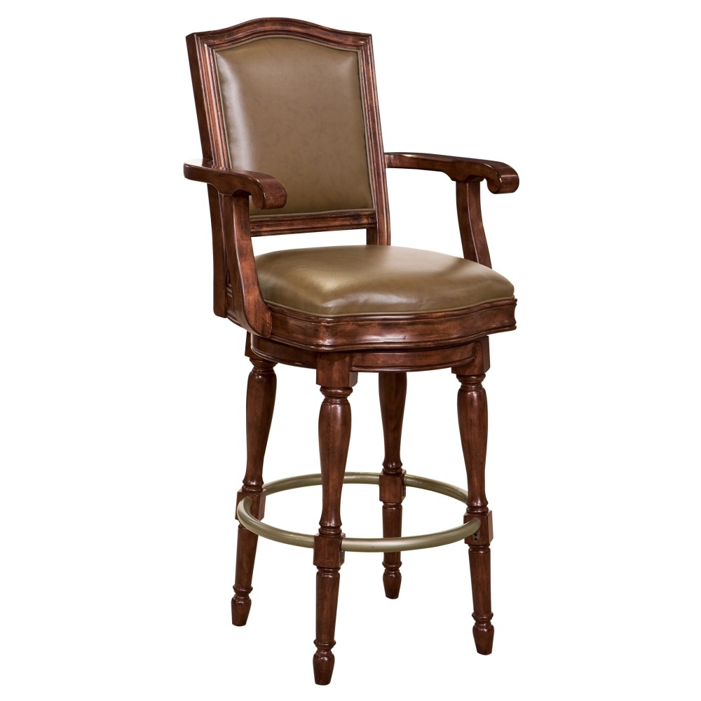 Image for 697-027 Cheers Bar Stool from Howard Miller Official Website