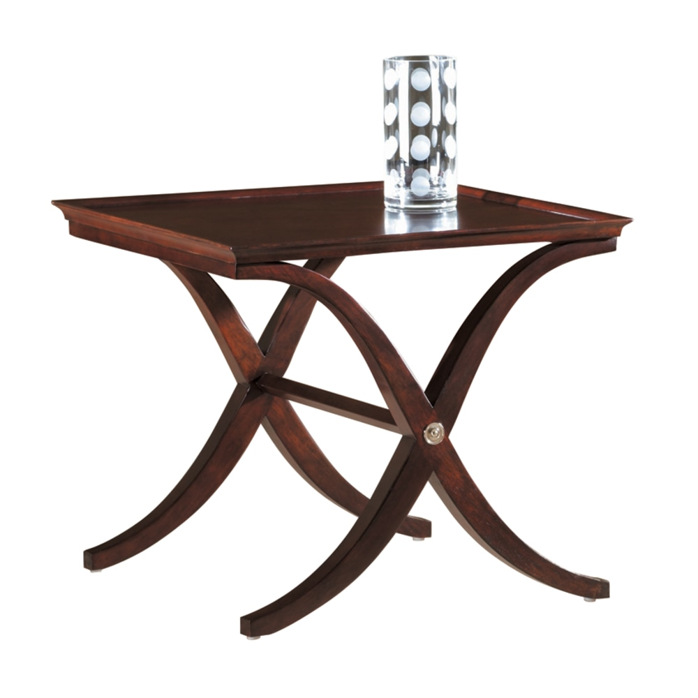 Image for 704070067 Metropolis X-Base Lamp Table from Hekman Official Website