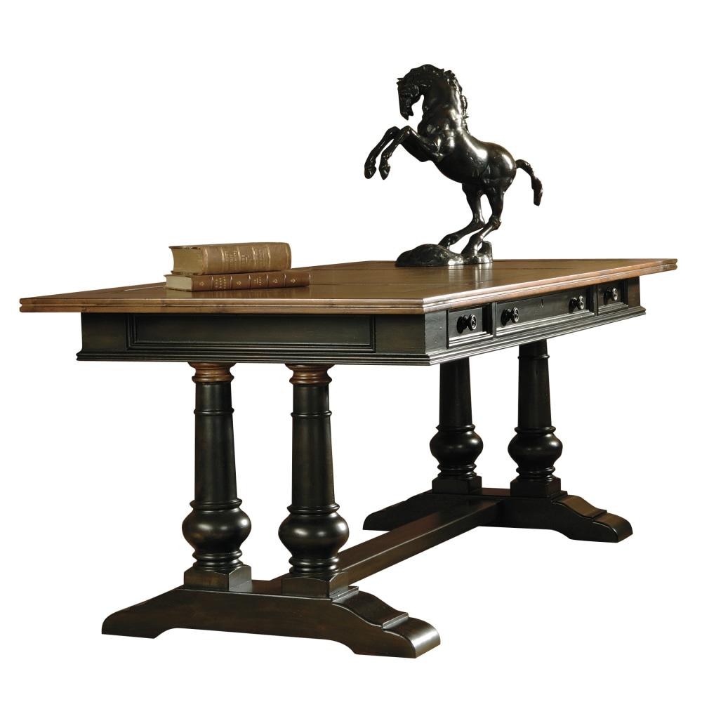 Image for 7-2340 Tuscan Estates Trestle Desk from Hekman Official Website