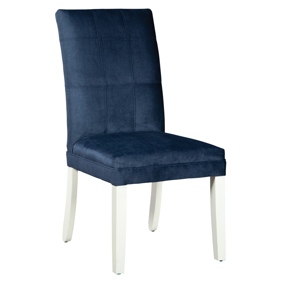 Image for 7303 Joanna II Dining Chair with Window-Pane Back from Hekman Official Website