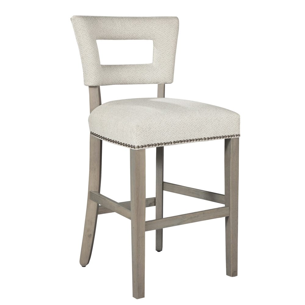 Image for 7423 Meyers Bar Stool with Nailheads from Hekman Official Website