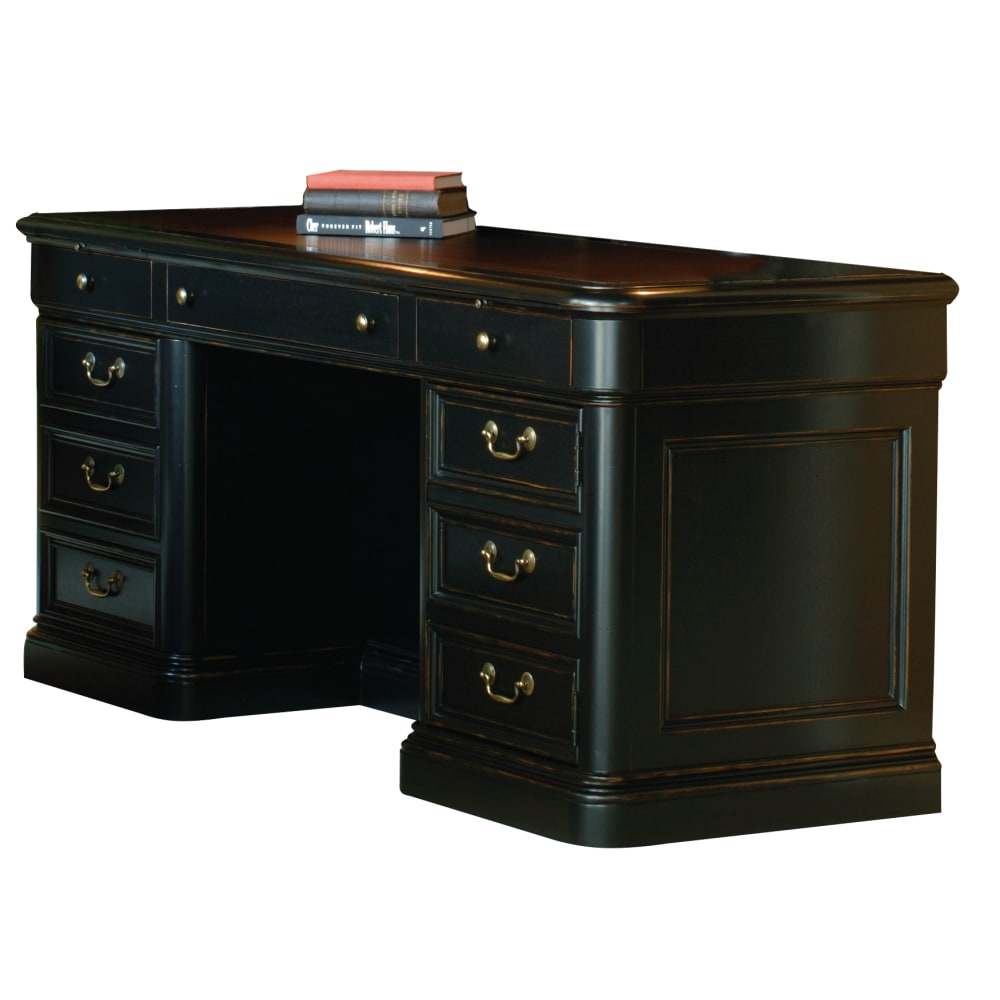 Image for 7-9141 Louis Philippe Executive Credenza from Hekman Official Website