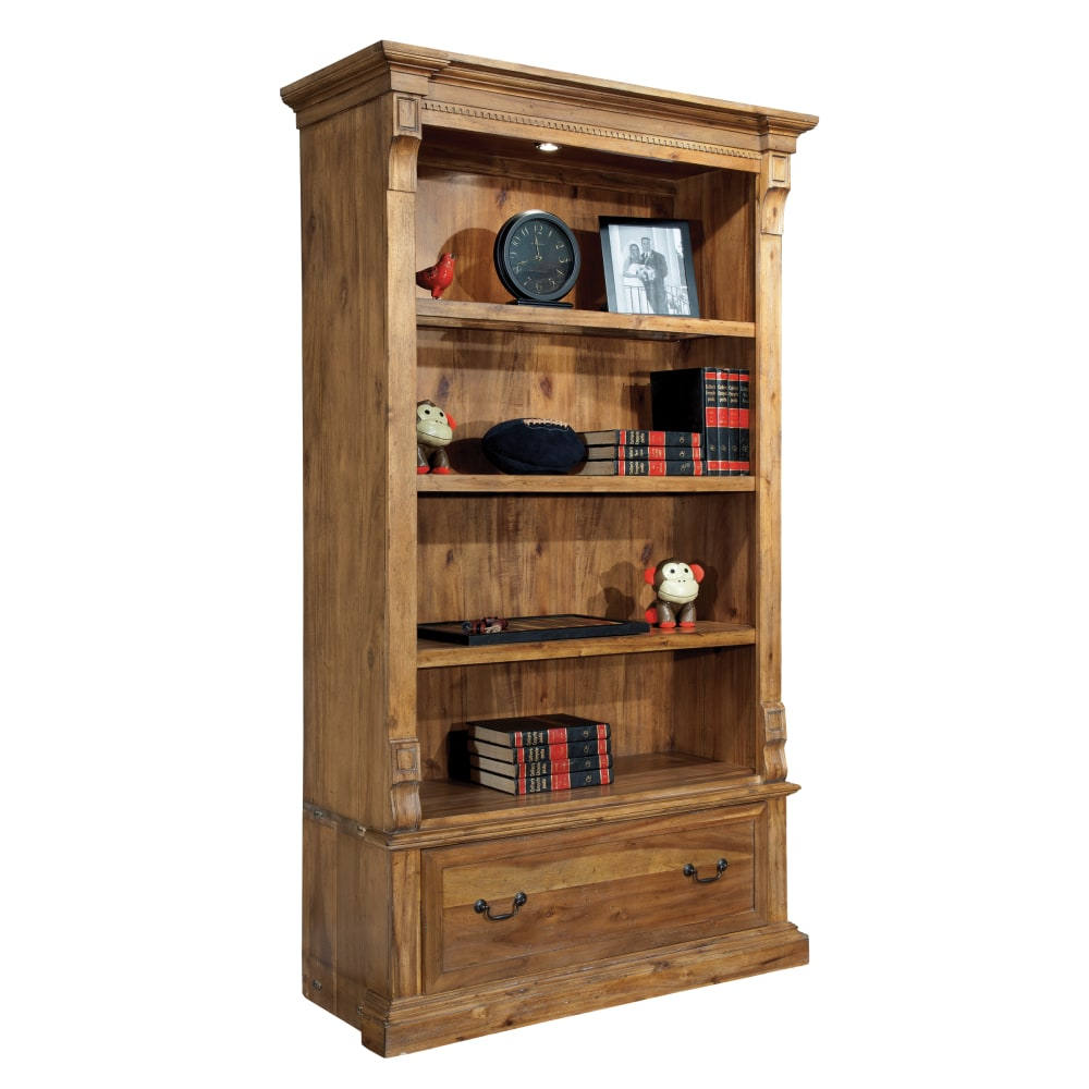 Image for 7-9304 office@home Wellington Bookcase from Hekman Official Website
