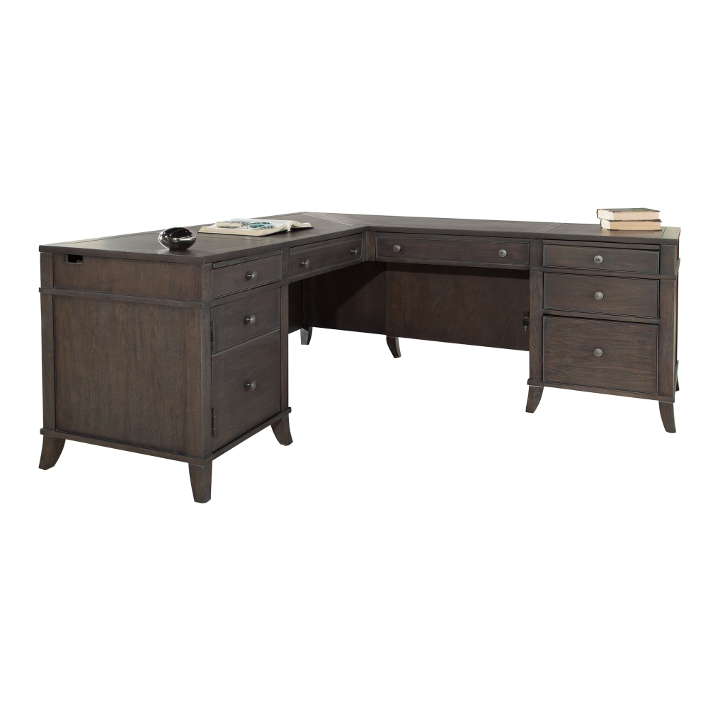 Image for 7-9327 Urban Executive L-Desk from Hekman Official Website