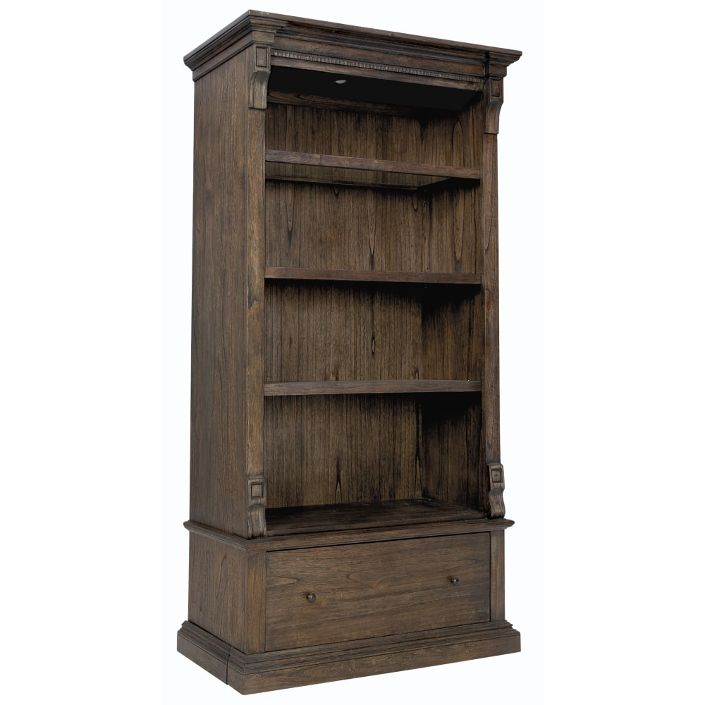 Image for 79424 Wellington Estates Executive Bookcase Center from Hekman Official Website