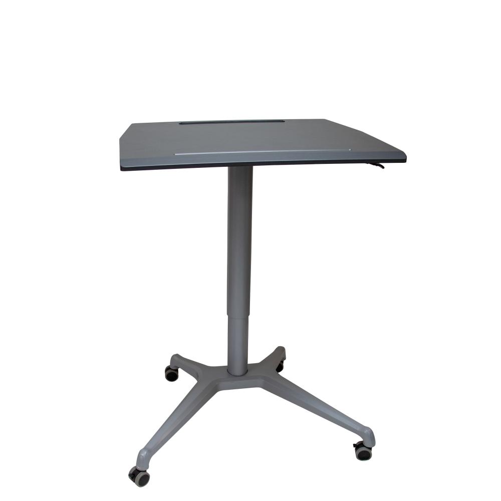 SmartMoves Pedestal Adjustable Height Workstation