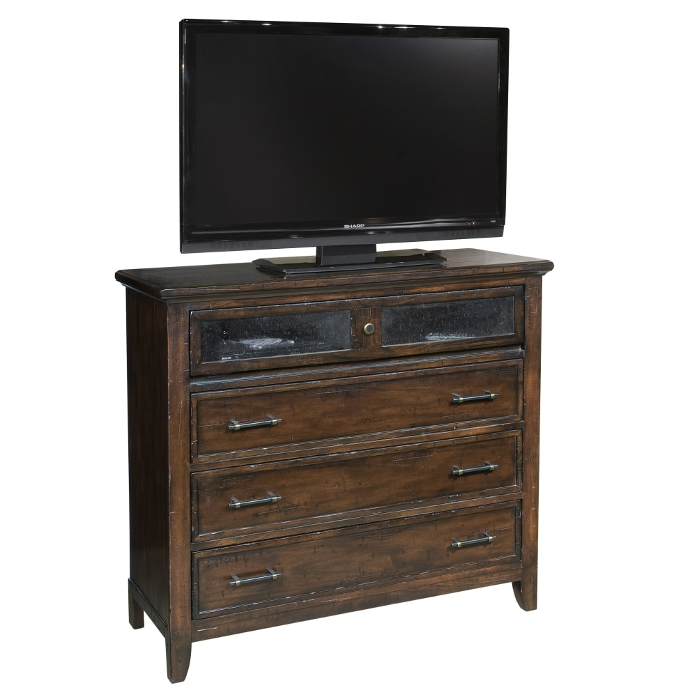 Image for 941522RH Harbor Springs Media Chest from Hekman Official Website