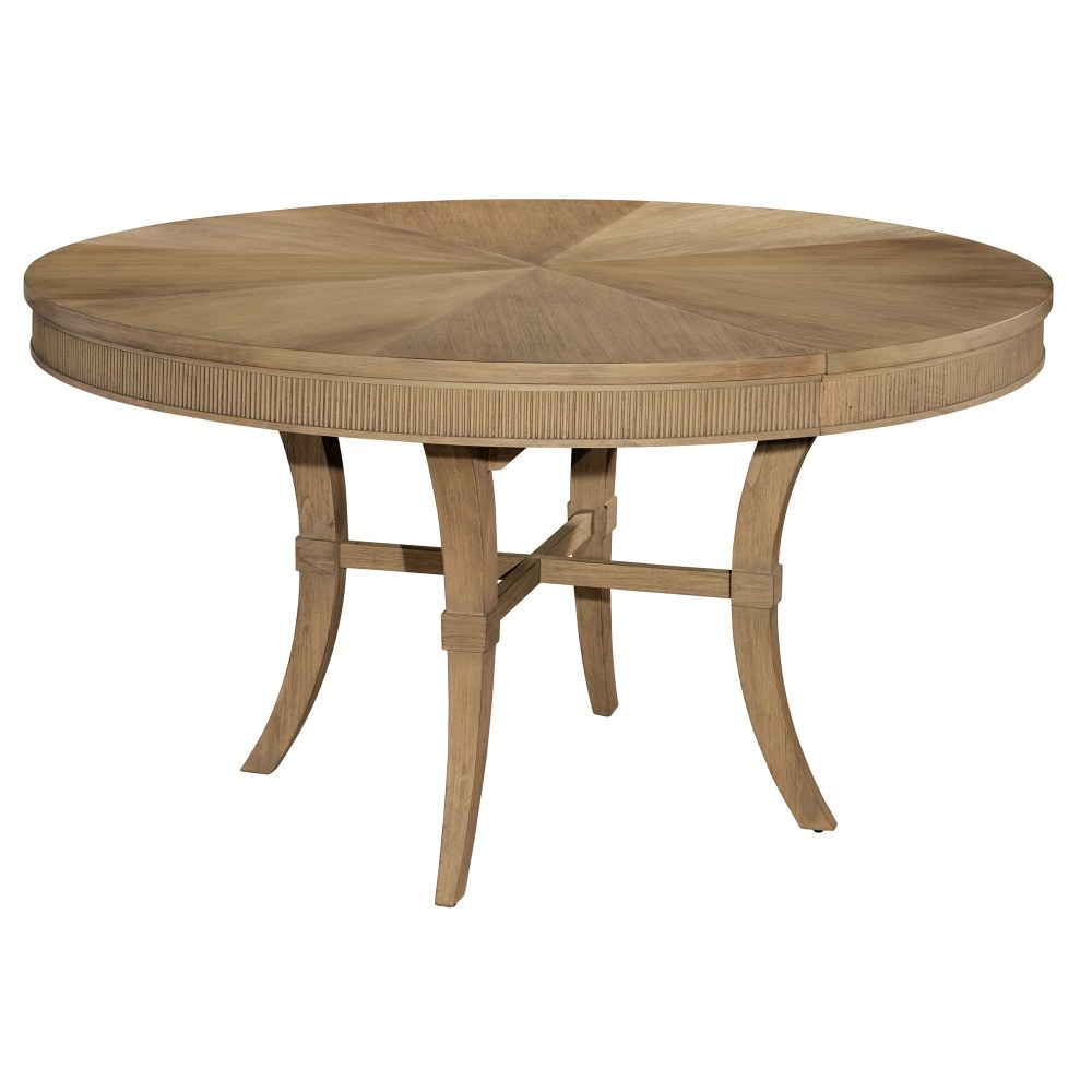 Image for 952226KH Urban Retreat Round Dining Table from Hekman Official Website
