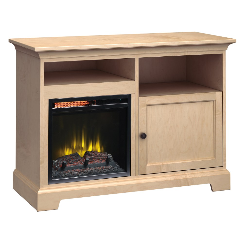 Image for FP46A Fireplace Custom TV Console from Howard Miller Official Website