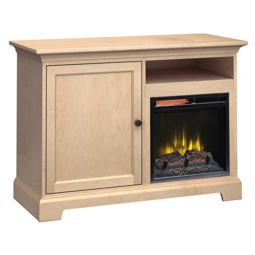Image for FP46F Fireplace Custom TV Console from Howard Miller Official Website