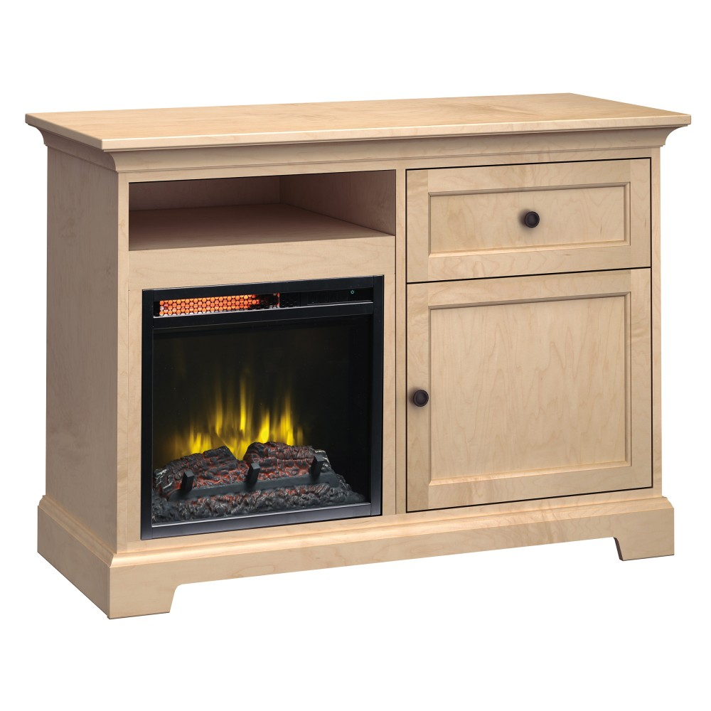 Image for FP46J Fireplace Custom TV Console from Howard Miller Official Website