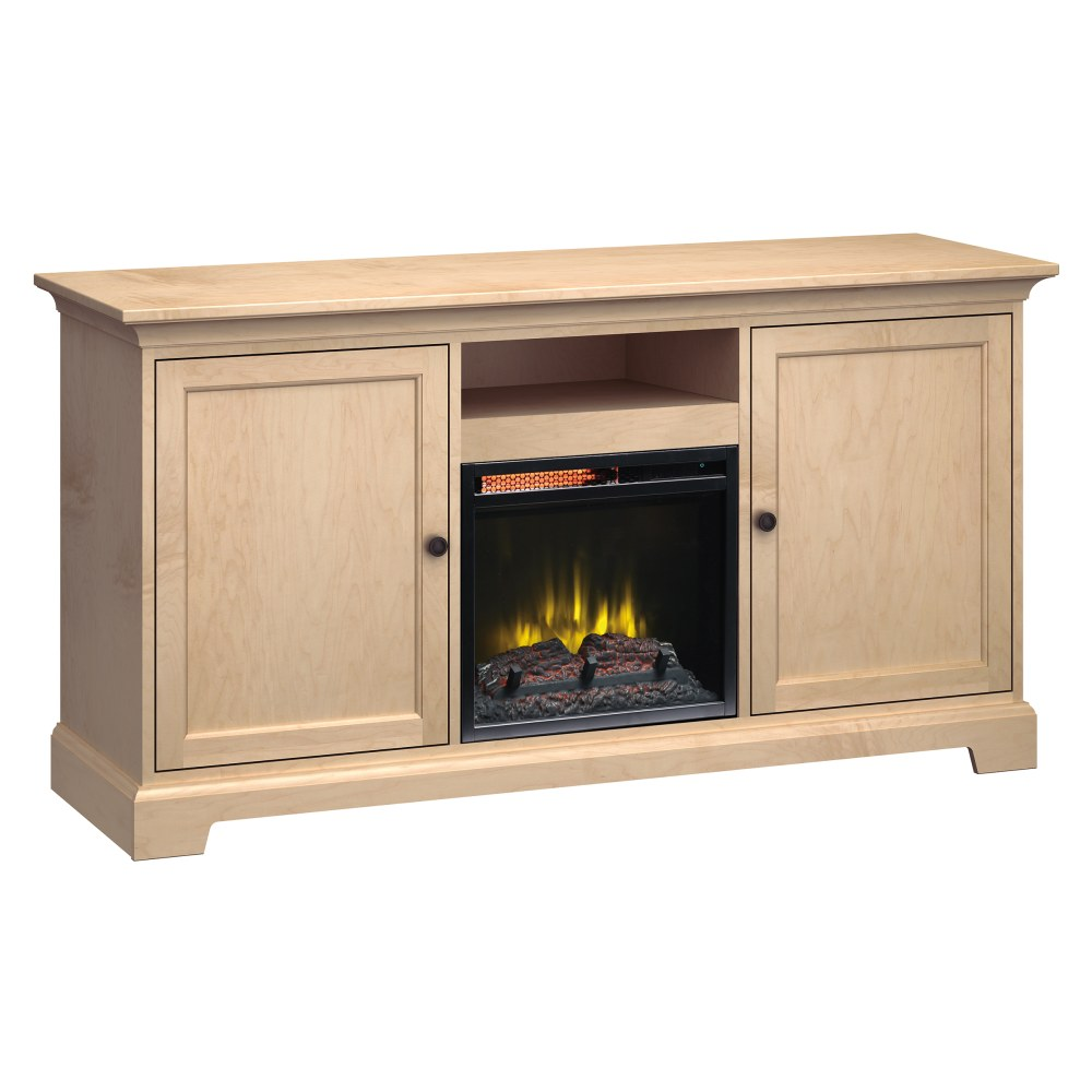 Image for Howard Miller Fireplace Custom TV Console FP63A from Howard Miller Official Website